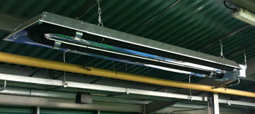 Radiant Tube Heater Installation & Troubleshooting