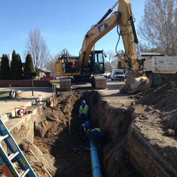 Water Main Repair and Replacement in Toronto