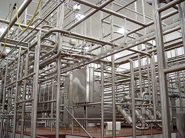 Stainless Steel Piping Systems